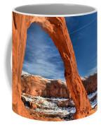 Looking Through Corona Coffee Mug