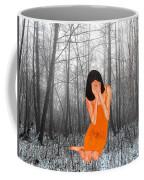 Looking Through My Fingers 3 Coffee Mug