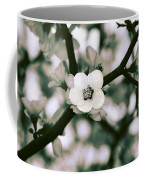 Looking Through The Blossoms 2 By Kaye Menner Coffee Mug