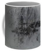 Looking Through The Frost I Coffee Mug