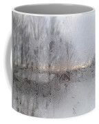Looking Through The Frost IIi Coffee Mug