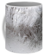 Looking Through The Frost Iv Coffee Mug