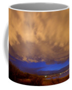 Looking Through The Storm Coffee Mug by James BO  Insogna