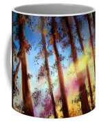 Looking Through The Trees Coffee Mug
