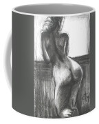 Looking Through The Window Coffee Mug