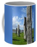 Looking West At Callanish Coffee Mug