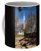 Lookout Mountain Peace Monument 2 Coffee Mug