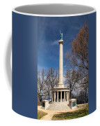 Lookout Mountain Peace Monument 4 Coffee Mug