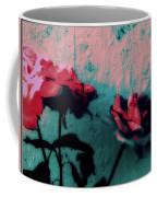 Looks Like Painted Roses Abstract Coffee Mug