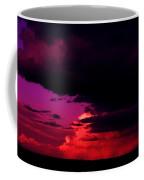 Looming Clouds Over Alberta Coffee Mug