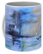 Looming In The Distance Coffee Mug