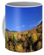 Loon Mountain Foliage Coffee Mug