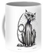 Loop Tail Coffee Mug