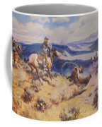 Loops And Swift Horses Are Surer Then Lead Coffee Mug
