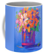 Loosey Goosey Flowers Coffee Mug