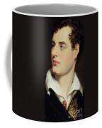 Lord Byron Coffee Mug by William Essex