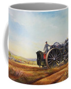 Lord Kitchener And General French Coffee Mug by Dudley Pout