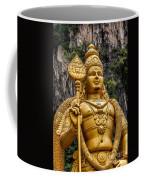 Lord Murugan Coffee Mug by Adrian Evans
