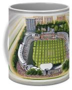 Lords Cricket Ground Coffee Mug