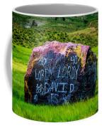 Lordy Lordy Coffee Mug by Jon Burch Photography
