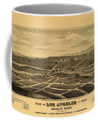 Los Angeles 1877 Coffee Mug