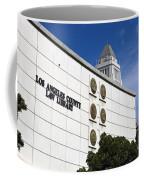 Los Angeles County Law Library Coffee Mug