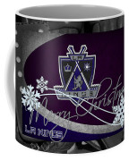 Los Angeles Kings Christmas Coffee Mug