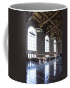 Los Angeles Union Station Original Ticket Lobby Vertical Coffee Mug