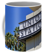 Los Angeles Union Station Coffee Mug