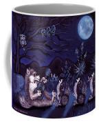 Los Cantantes Or The Singers Coffee Mug