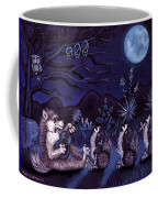 Los Cantantes Or The Singers Coffee Mug