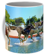 Los Colinas Mustangs 14698 Coffee Mug