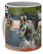 Los Colinas Mustangs 14710 Coffee Mug
