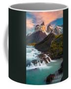 Los Cuernos Rising Coffee Mug