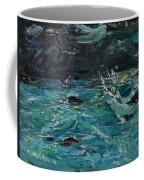 Lost At Sea Coffee Mug