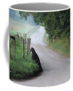 Lost Bear Cub In Cades Cove Coffee Mug