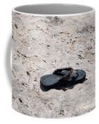 Lost Flipflop Coffee Mug