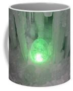 Lost Ice Globe Coffee Mug