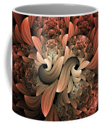 Lost In Dreams Abstract Coffee Mug