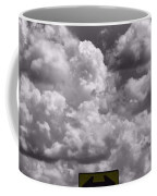 Lost In The Storm Coffee Mug
