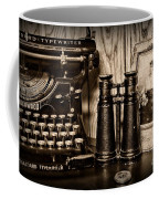 Lost Love In Black And White Coffee Mug