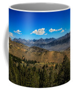 Lost River Mountains Coffee Mug