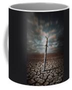 Lost Sword Coffee Mug by Carlos Caetano