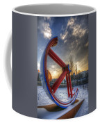 Lost Wheel Coffee Mug