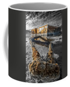 Lost Youth Black And White Coffee Mug
