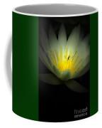 Lotus And Bee Coffee Mug