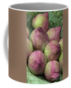 Lotus Buds Coffee Mug