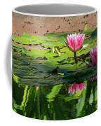 Lotus Flower Reflections Coffee Mug