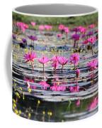 Lotus Flowers Coffee Mug