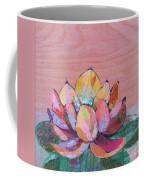 Lotus I Coffee Mug